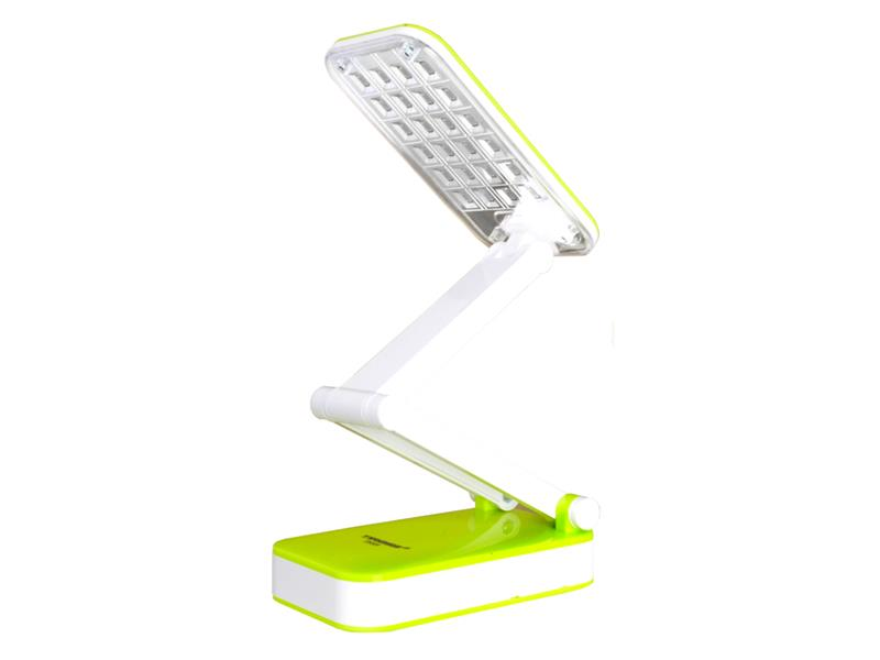 Lampa LED stolní TIROSS TS-55, 24 LED, 800 mAh GREEN