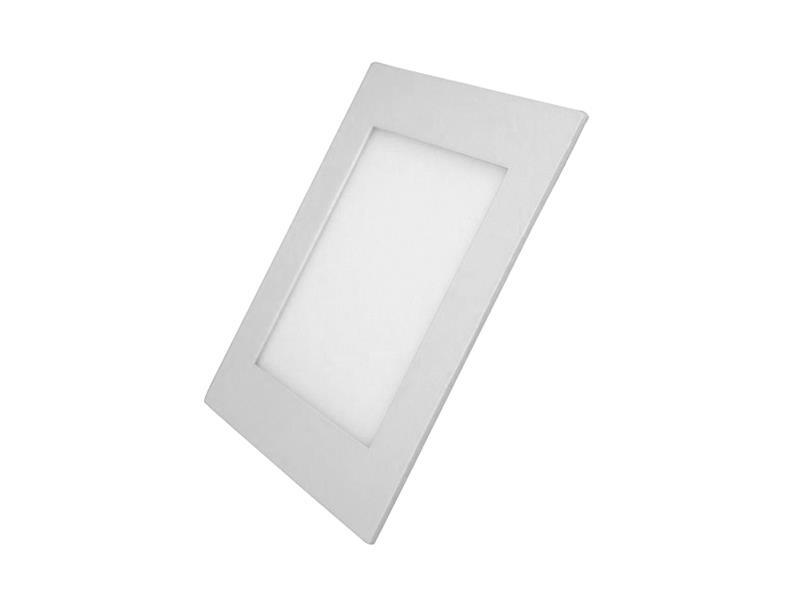 TIPA LED mini panel podhledový, 6W, 3000K-teplá, čtvercový, PP01