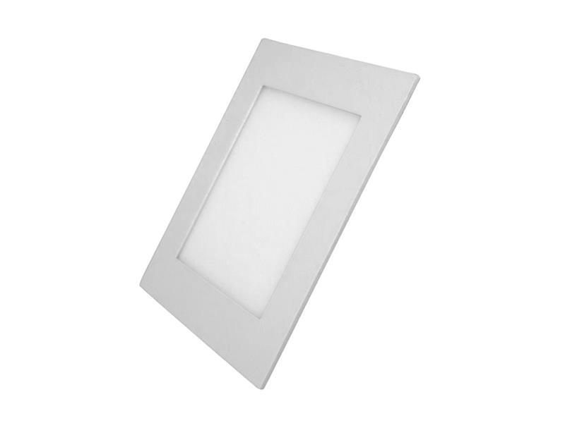 TIPA LED mini panel podhledový, 12W, 4000K-přírodní, čtvercový, PP07