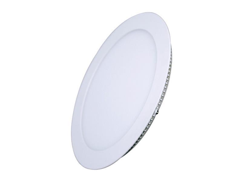 TIPA LED mini panel podhledový, 18W, 3000K-teplá, kulatý, PP10