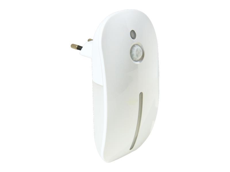 TIPA Noční LED svítidlo s pohybovým a světelným senzorem FG-22006