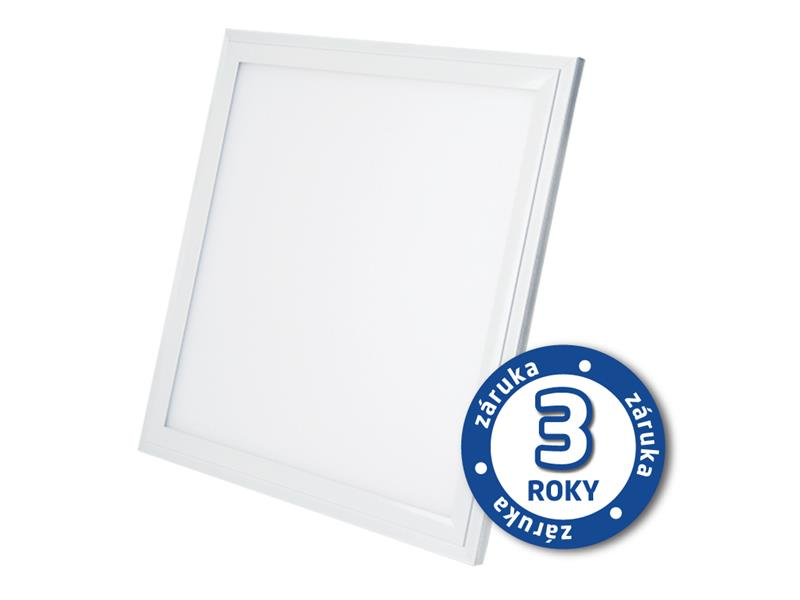 TIPA LED panel, 40W, 60x60cm, 2900lm, 6000K, bílý rám, LK04