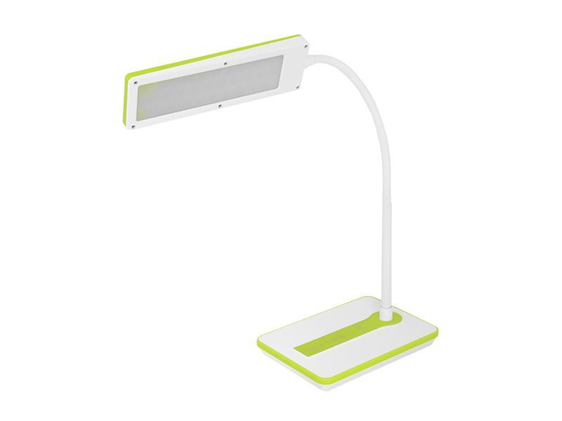 Lampa LED stolní TIROSS TS-58, 30 LED zelená