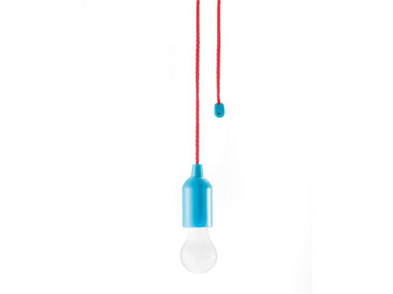 Loooqs, LED žárovka, modrá