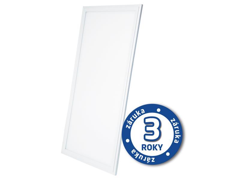LED světelný panel - bílý, 40W, 30x120cm, 4000K-přírodní