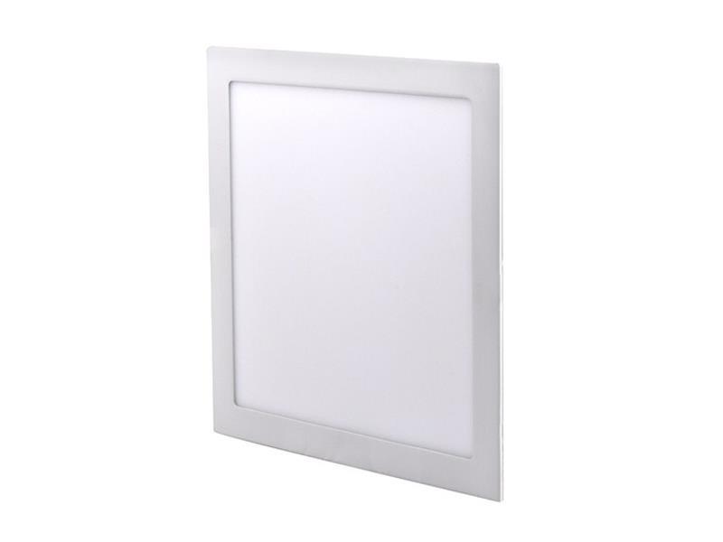 Solight LED mini panel podhledový 24W, 1800lm, 3000K, bílý WD125