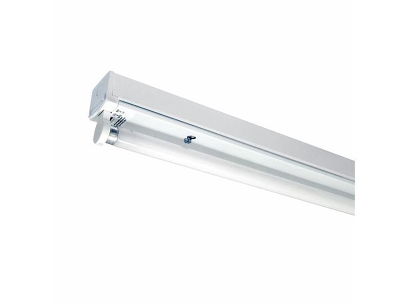 Těleso pro LED trubice 1x150cm bez krytu