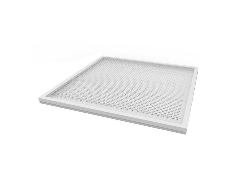 LED světelný panel - bílý, 36W, 60x60cm, 6400K-studená