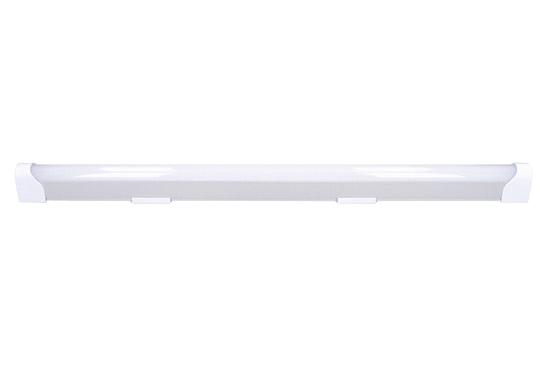 LED lineární svítidlo podlinkové, 10W, 4100K, hliník, 60cm WO207