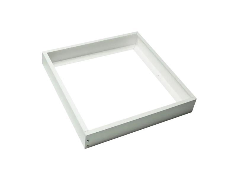 Rámeček pro LED panel složený 60x60cm, bílá