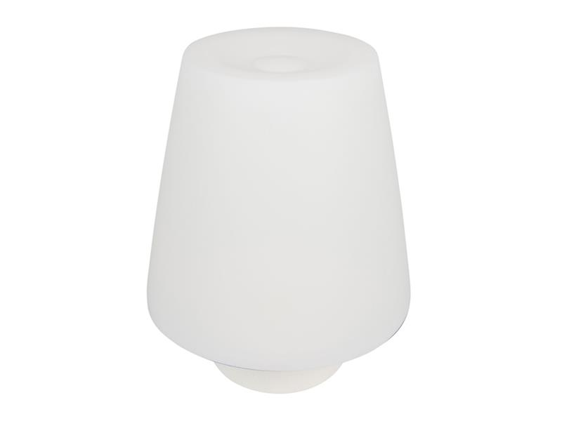 Lampa stolní LED HQMARS bílá