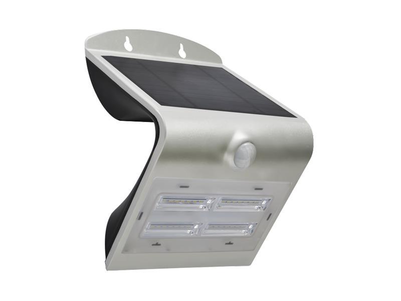 Svítidlo solární LED IMMAX 08428L s čidlem 3.2W venkovní