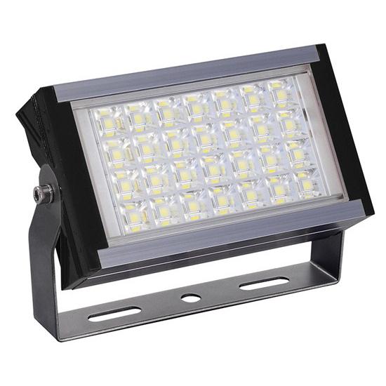 LED venkovní reflektor Pro+, 50W, 5500lm, AC 230V, černá WM-50W-PA
