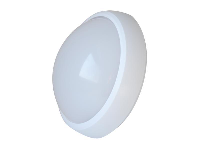 Svítidlo LED stropní/nástěnné Geti GCL01 s mikrovlnným čidlem, IP65, 12W, 4000K