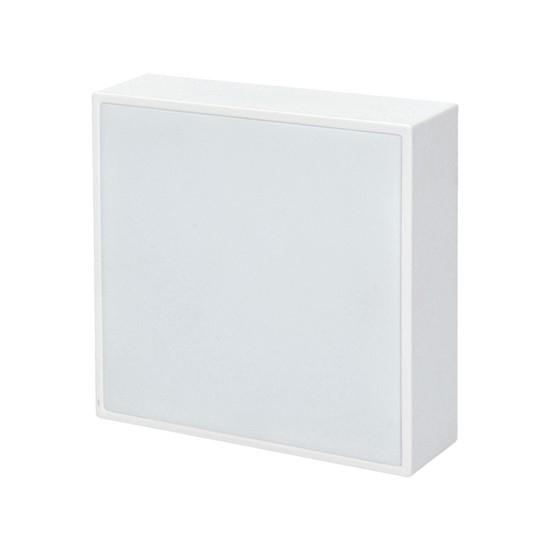 LED panel s tenkým rámečkem, 16W, 1280lm, 3000K, přisazený, čtvercový, bílý SOLIGHT WD128