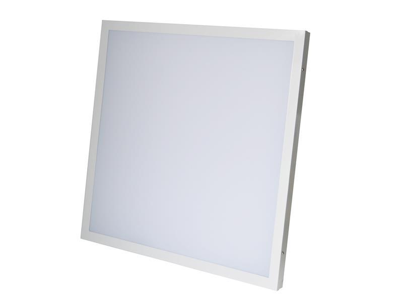 LED světelný panel, 40W, 60x60cm, 4000lm, 4000K + zdroj  2v1