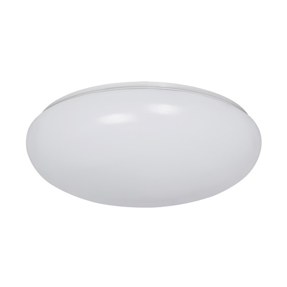 LED venkovní osvětlení se senzorem, přisazené, 18W, 1260lm, IP44, 4100K, 40cm Solight WO737