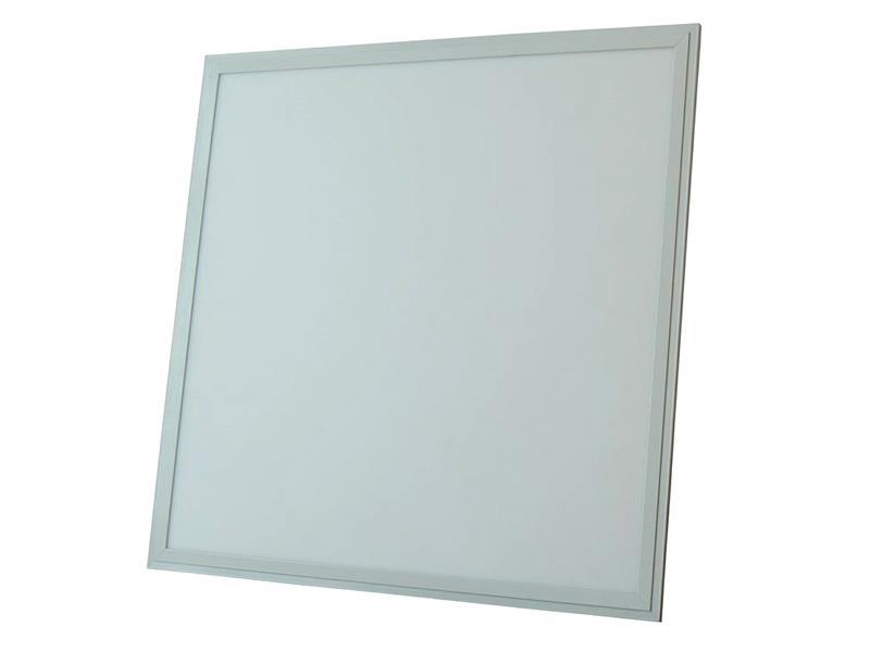 LED panel 38W neutrální bílá 600 x 600 mm IMMAX NEO 07013KD ZIGBEE DIM SILVER + dálkový ovladač