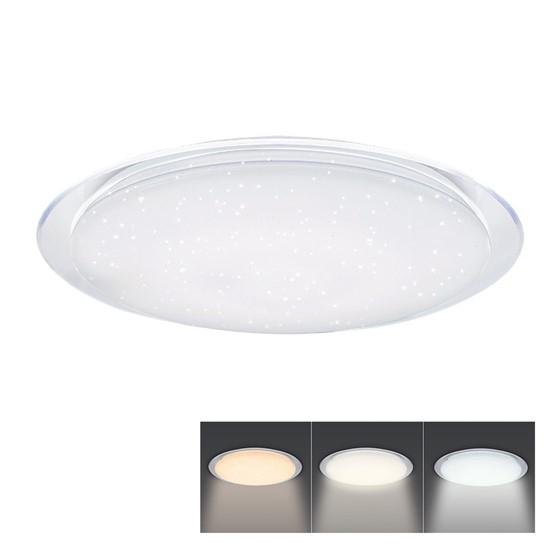 LED stropní světlo GALAXY, 18W, 1350lm,změna chromatičnosti, WO725