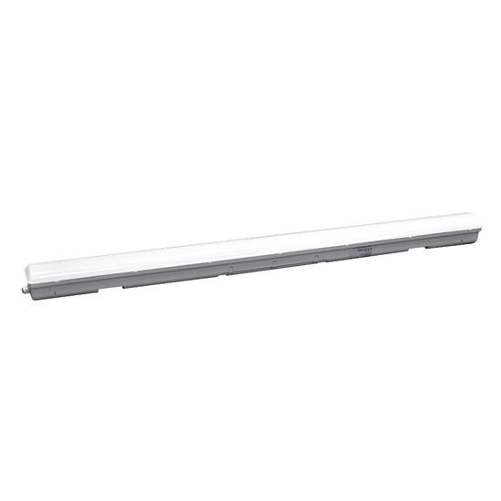 LED přisazené světlo prachotěsné, IP65, 36W, 2700lm, 6500K, 123cm, WO509