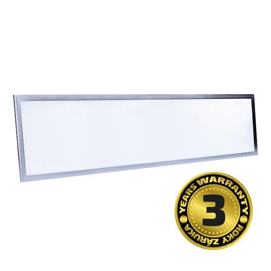 LED světelný panel, 40W, 3200lm, 4100K, Lifud, 30x120cm, 3 roky záruka, WO11