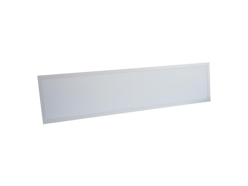 LED světelný panel, 40W, 30x120cm, 3600lm, 4000K + zdroj.