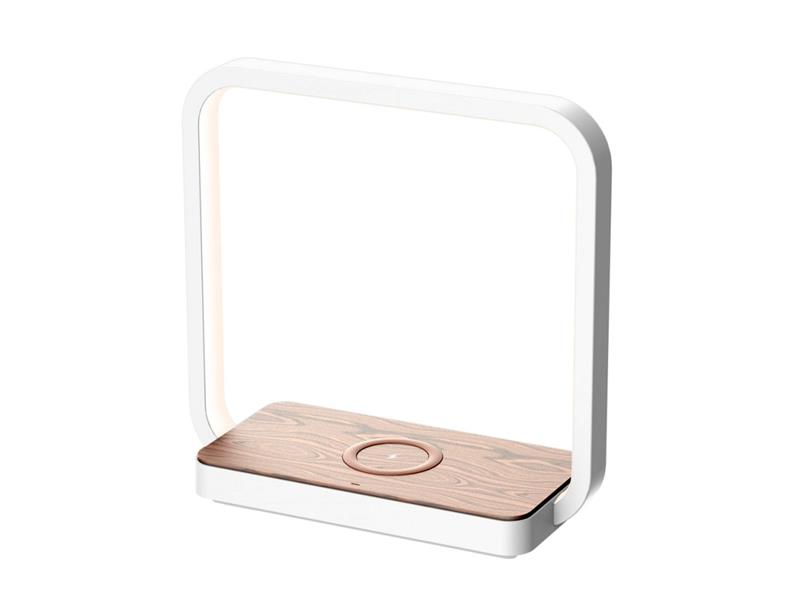 Lampa LED stolní WIRELESS CHARGER IMMAX OWL 08956L