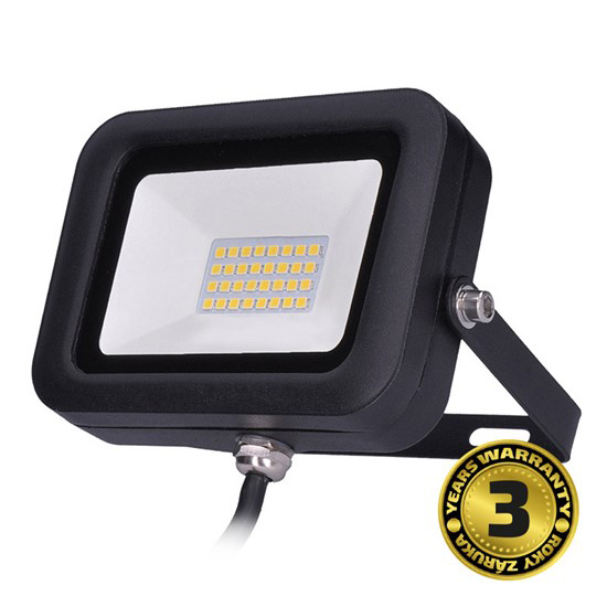LED reflektor SOLIGHT PRO, 30W, 2550lm, 5000K, IP65, WM-30W-L