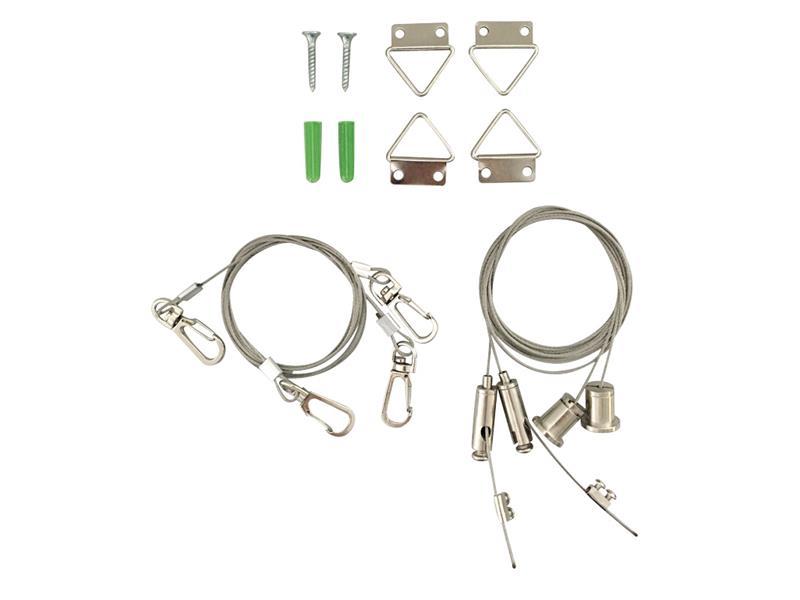 Závěsný systém pro LED panel TIPA 04181184