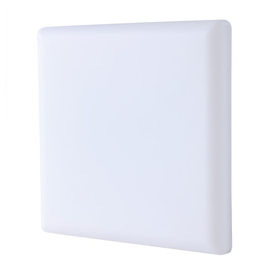 LED podhledové svítidlo SOLIGHT WD157, 8W, 720lm, 3000K, IP54, voděodolné, čtvercové, bílé
