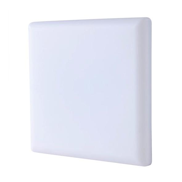 LED podhledové svítidlo SOLIGHT WD159, 8W, 720lm, 4000K, IP54, voděodolné, čtvercové, bílé