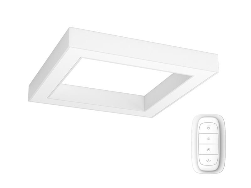 Svítidlo IMMAX NEO CANTO 07072L 60W 80 cm WHITE + dálkový ovladač