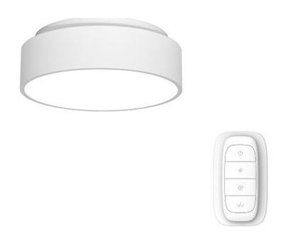 Svítidlo IMMAX NEO RONDATE 07024L 25W 40 cm WHITE + dálkový ovladač