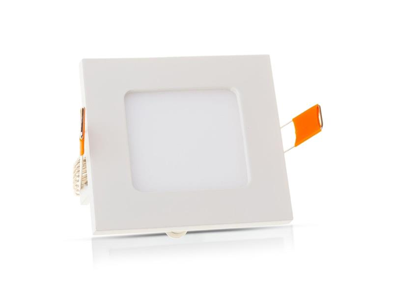 LED panel V-TAC VT-607SQ 4500K 6W