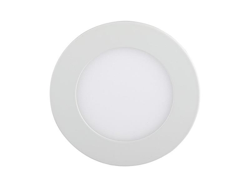 LED panel V-TAC VT-607RD 4500K 6W