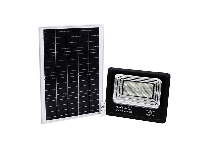 Svítidlo solární V-TAC VT-60W 20W