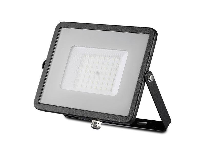 LED reflektor V-TAC VT-50 50W samsung chip černá