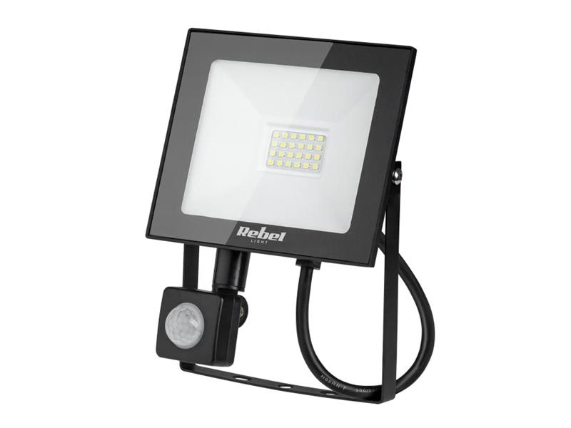 LED reflektor REBEL URZ3491 20W PIR