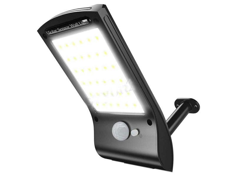 Svítidlo solární LED-II nástěnné s PIR