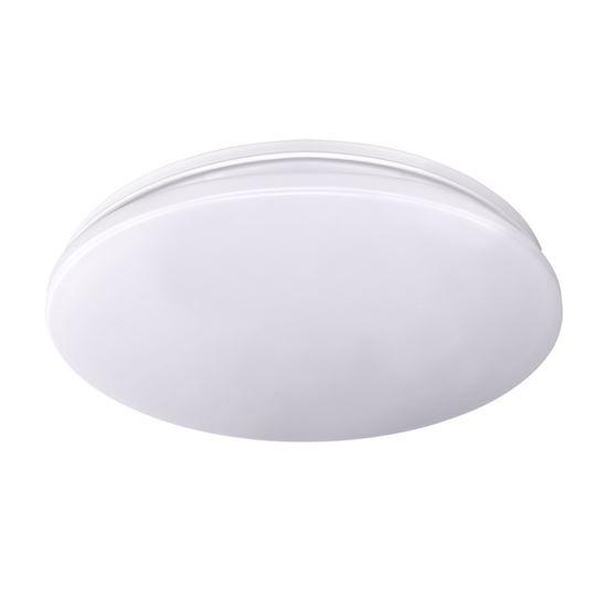 Svítidlo stropní SOLIGHT WO777 PLAIN 18W s mikrovlnným senzorem
