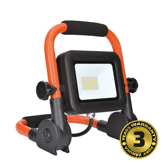 LED reflektor SOLIGHT WM-30W-FEL PRO 30W