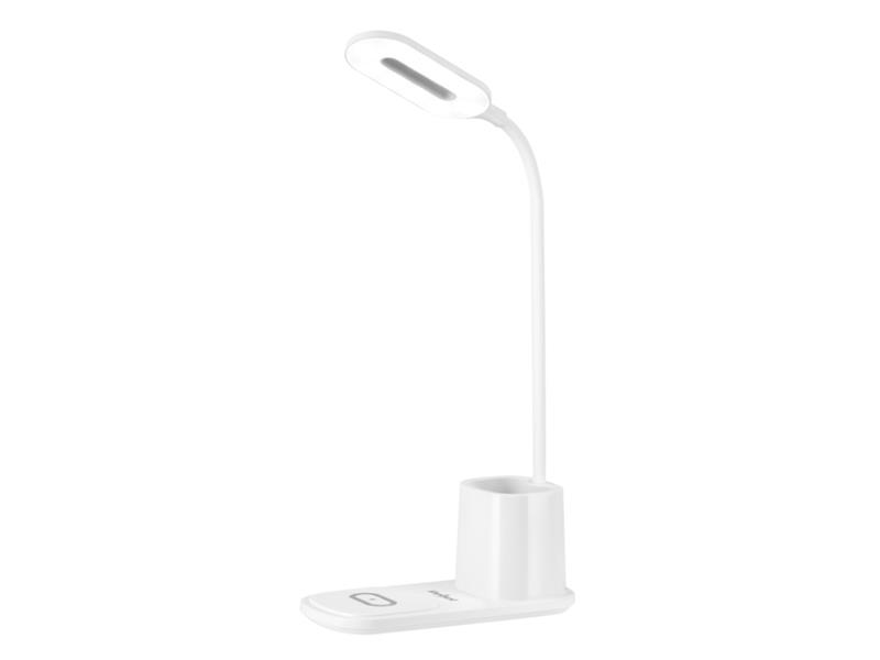 Lampa stolní REBEL RB-6302-W