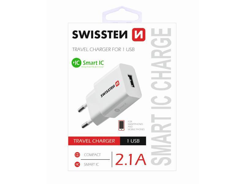Adaptér USB SWISSTEN SMART 22013308