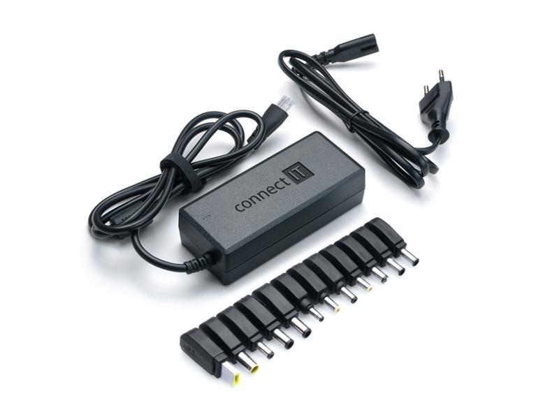 Adaptér pro notebooky CONNECT IT CI-132 70W univerzální