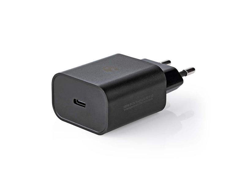Adaptér USB NEDIS WCPD30W102BK