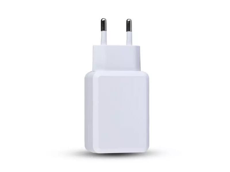Adaptér USB V-TAC VT-1026-W/QC3.0