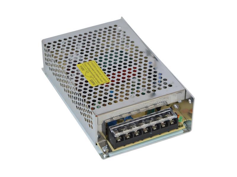 Zdroj spínaný pro LED diody + pásky IP20, 12V/ 120W/10A