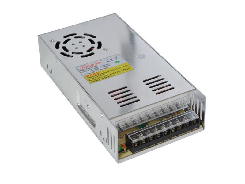 Zdroj spínaný pro LED diody + pásky IP20, 12V/ 350W/29,16A
