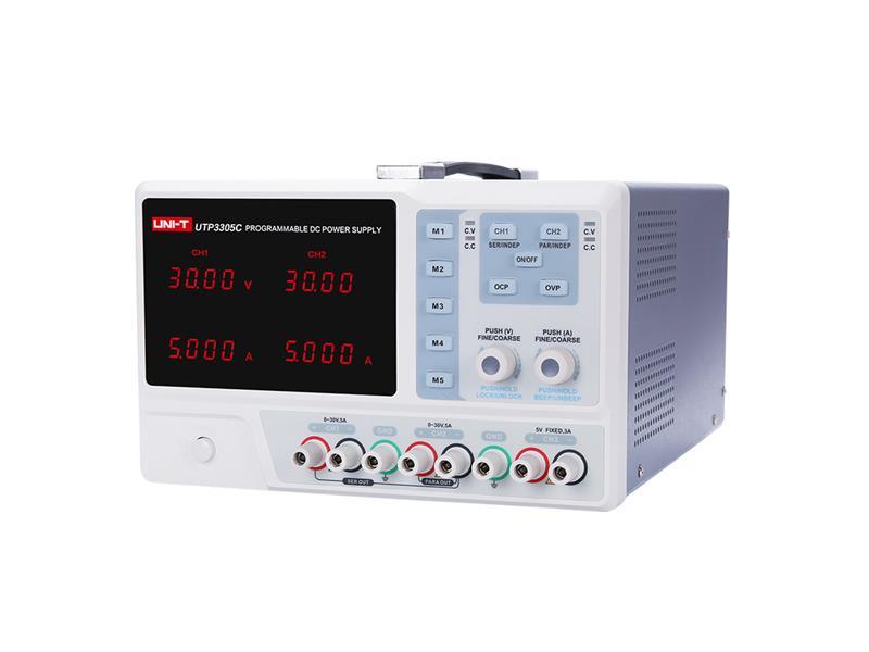 Zdroj laboratorní UNI-T UTP3305C programovatelný