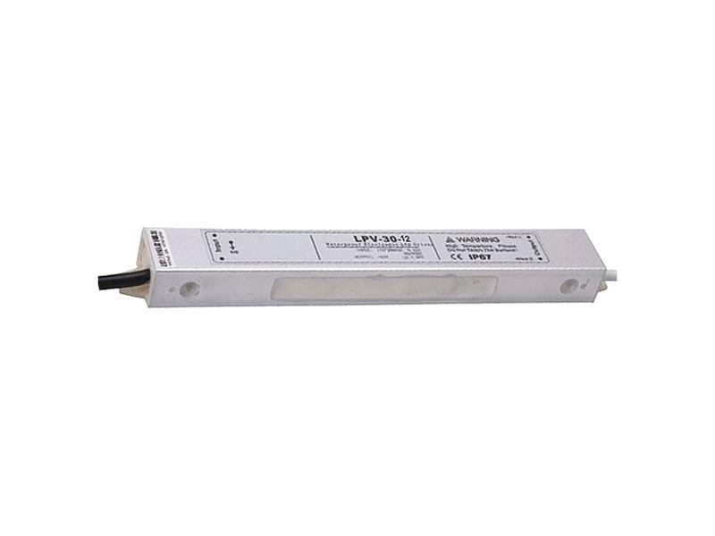 Zdroj-LED driver 12VDC/ 30W LPV30-12, CARSPA